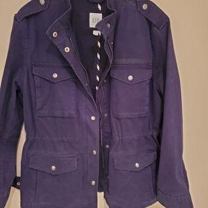 Navy Gap Jacket, Large